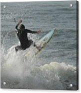 Surfing 65 Acrylic Print