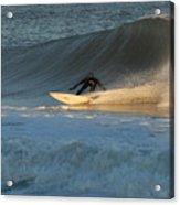 Surfing 79 Acrylic Print