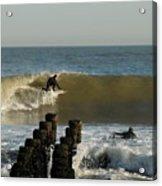 Surfing 81 Acrylic Print