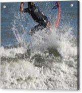 Surfing 92 Acrylic Print