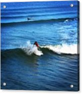 Surfing Boy  Acrylic Print