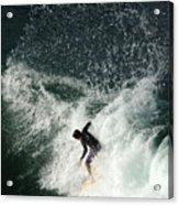 Surfing Hawaii 4 Acrylic Print