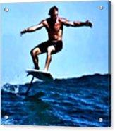 Surfing Legends 5 Acrylic Print
