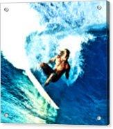 Surfing Legends 9 Acrylic Print