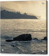 Leo Carrillo Beach Acrylic Print