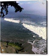 California Surfers Acrylic Print