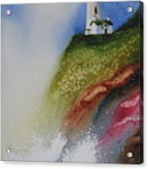 Surfside Acrylic Print