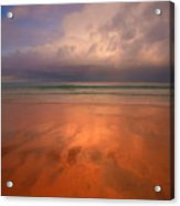 Surin Beach Before The Rain Acrylic Print