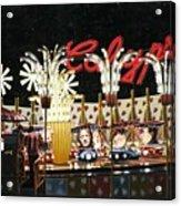 Surreal Carnival Acrylic Print
