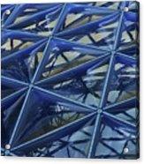 Surreal Dome Glass Acrylic Print