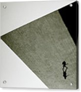 Surreal Isolation Acrylic Print