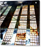 Surreal Nightscape Acrylic Print