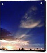 Surreal Sky-escape Acrylic Print