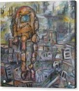 Survivor    S Acrylic Print