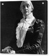 Susan B. Anthony (1820-1906) Acrylic Print