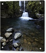 Susan Creek Falls Oregon 1 Acrylic Print
