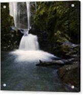 Susan Creek Falls Oregon 2 Acrylic Print