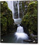 Susan Creek Falls Oregon 4 Acrylic Print