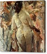 Susanna And The Elders Acrylic Print