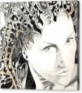 Susanna Wingarten Last Resort Of An Open Mind 2008 Acrylic Print