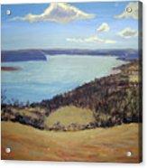 Susquehanna River View Acrylic Print
