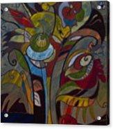 Suzane Acrylic Print