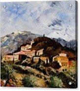 Suzette Provence  Acrylic Print