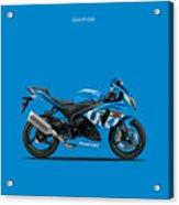 Suzuki Gsx R1000 Acrylic Print