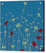 Suzy's Meadow Acrylic Print
