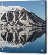 Svalbard Reflection 2 Acrylic Print