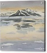 Svalbard Acrylic Print