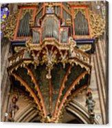 Swallows Nest Grand Organ Acrylic Print