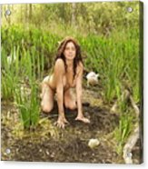Swamp Beauty Seven Acrylic Print