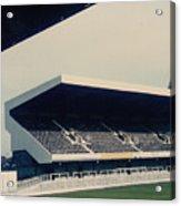 Swansea - Vetch Field - East Terrace 2 - 1970s Acrylic Print