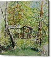 Sweden Landscape 1 Acrylic Print