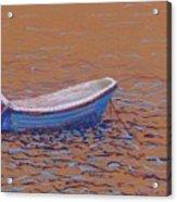 Swedish Boat Acrylic Print