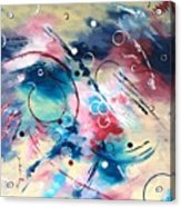 Sweeping  Breeze Acrylic Print