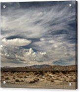 Sweeping Acrylic Print by Laurie Search