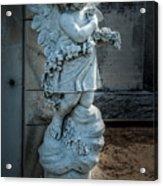 Sweet Angel Acrylic Print