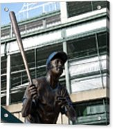 Sweet Billy Williams Acrylic Print by David Bearden