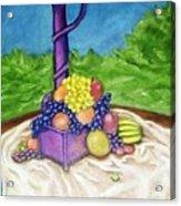 Sweet Bounty Acrylic Print