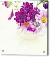 Sweet Bouquet Acrylic Print