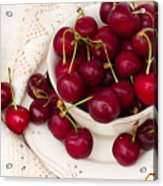 Sweet Cherry  Acrylic Print