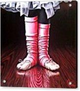 Sweet Feet Acrylic Print