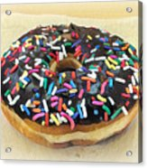 Sweet Indulgence - Donut Acrylic Print