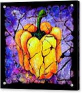 Sweet Pepper Acrylic Print