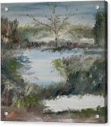 Sweet River Acrylic Print