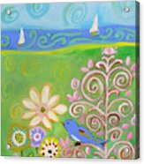 Sweet Summer Acrylic Print