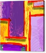 Sweetdreamer Acrylic Print