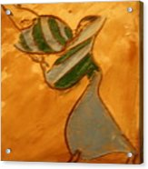Sweetheart - Tile Acrylic Print